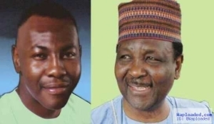 Yakubu Gowon accepts 48 year old son after DNA test confirms he